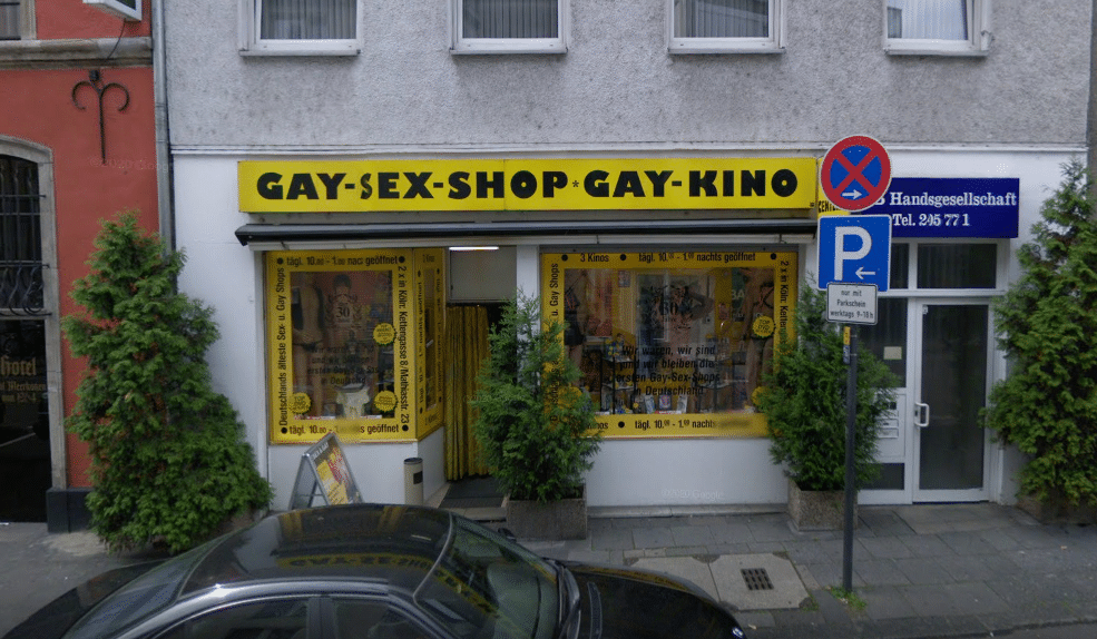 Sex & Kino Center