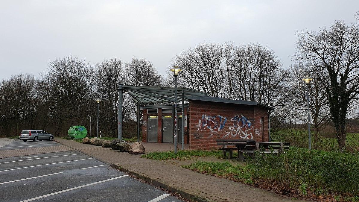 A215 - Parkplatz Rumohr