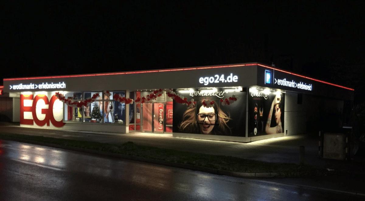 EGO Erotikfachmarkt Herne 🎥 Das Gay Kino für Erholsame Stunden