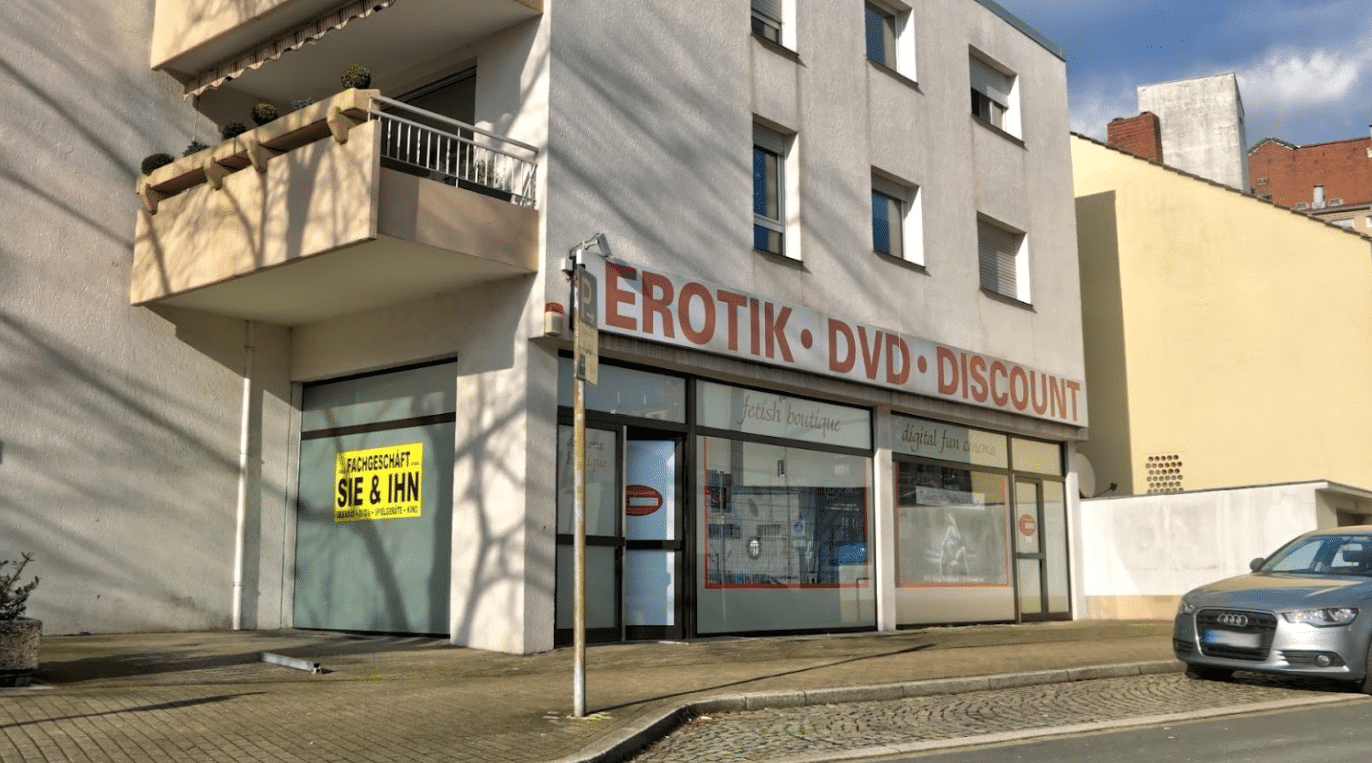 Das Erotik Discount 🎥 steht für Abwechslung und Vergnügung
