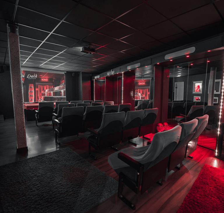 Erotik-Supermarkt 🎥 Das Moderne Sex Kino für Gays und Heteros