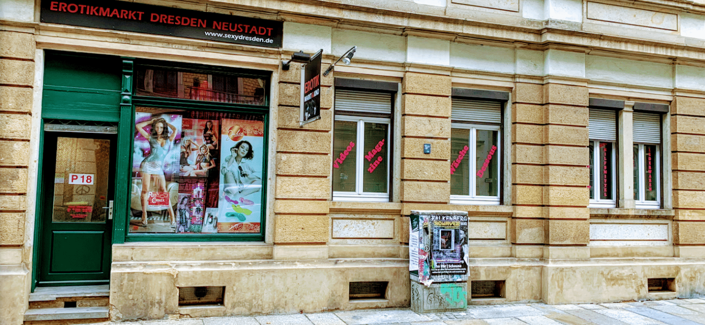 Erotikmarkt Dresden Neustadt