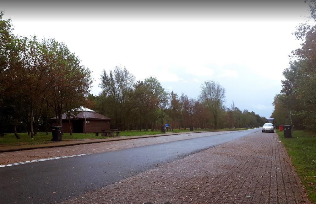 Parkplatz Beckhauser Büsche A29