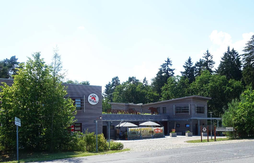 Parkplatz am Bärenwald