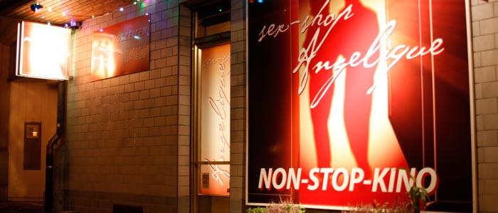 Sex-Shop Angelique Gay Kino