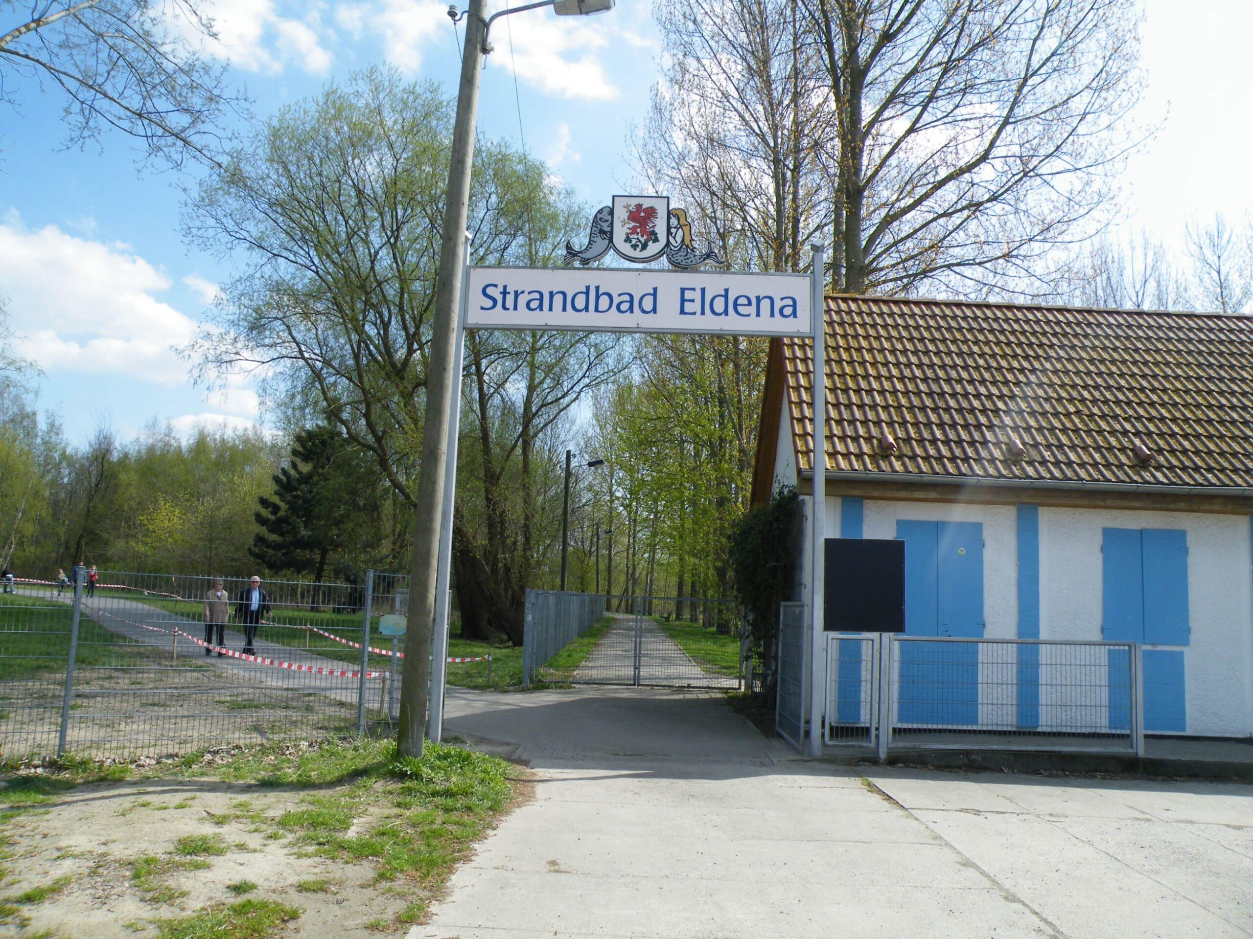 Strandbad Eldena
