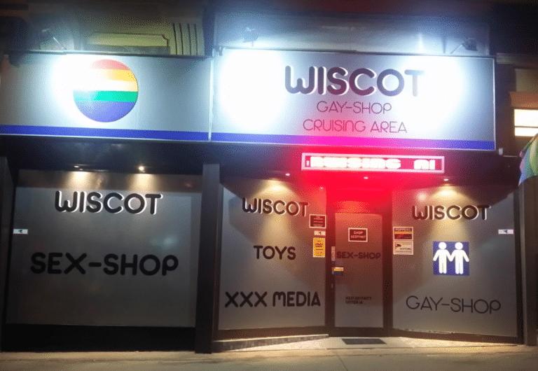 Wiscot Gay-Shop 🎥 Das Ultimative Gay Kino in Wien
