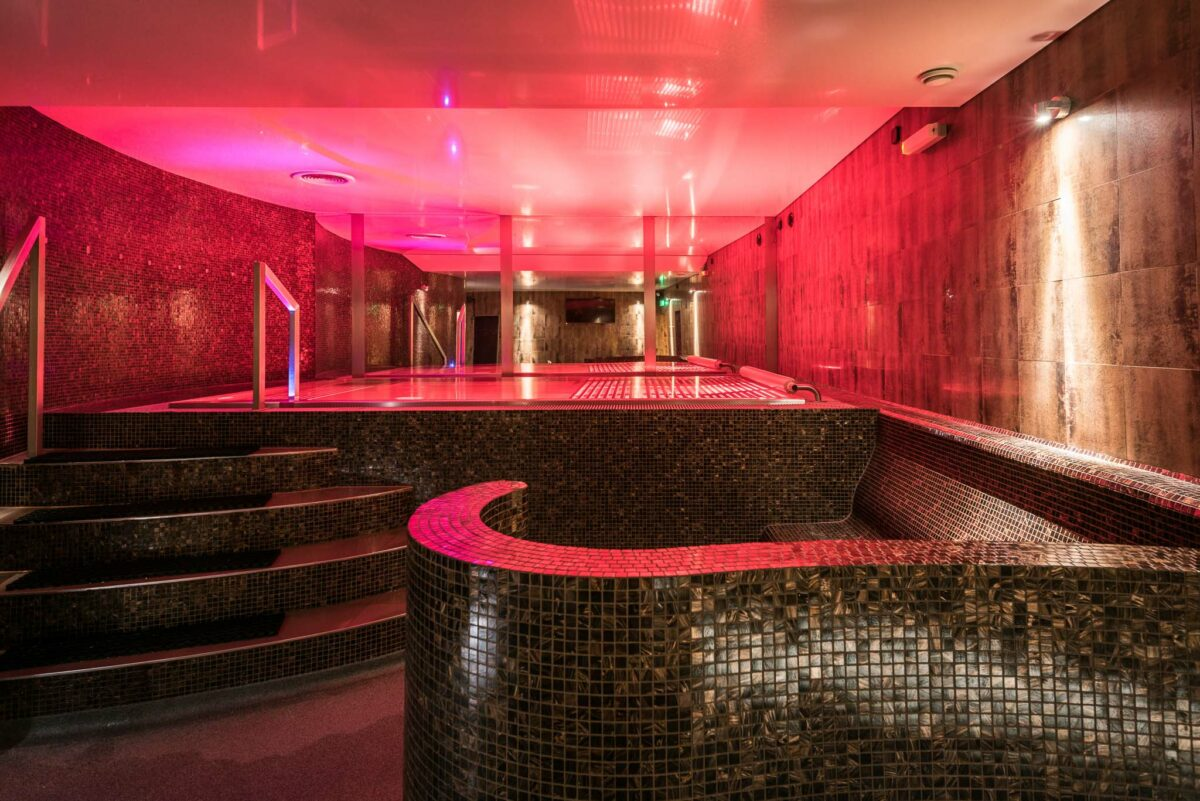 Bains de l'Est Gay Sauna in Genf in der Schweiz
