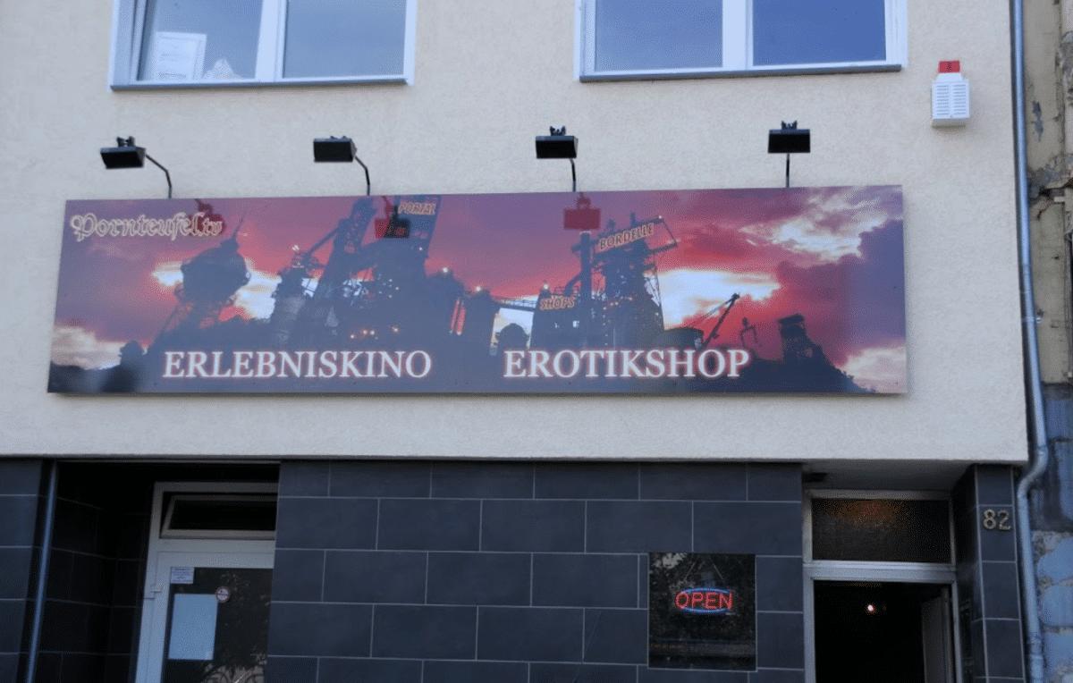 EK1-ERLEBNISKINO 🎥 Das Beliebte Gay Sex Kino von Duisburg