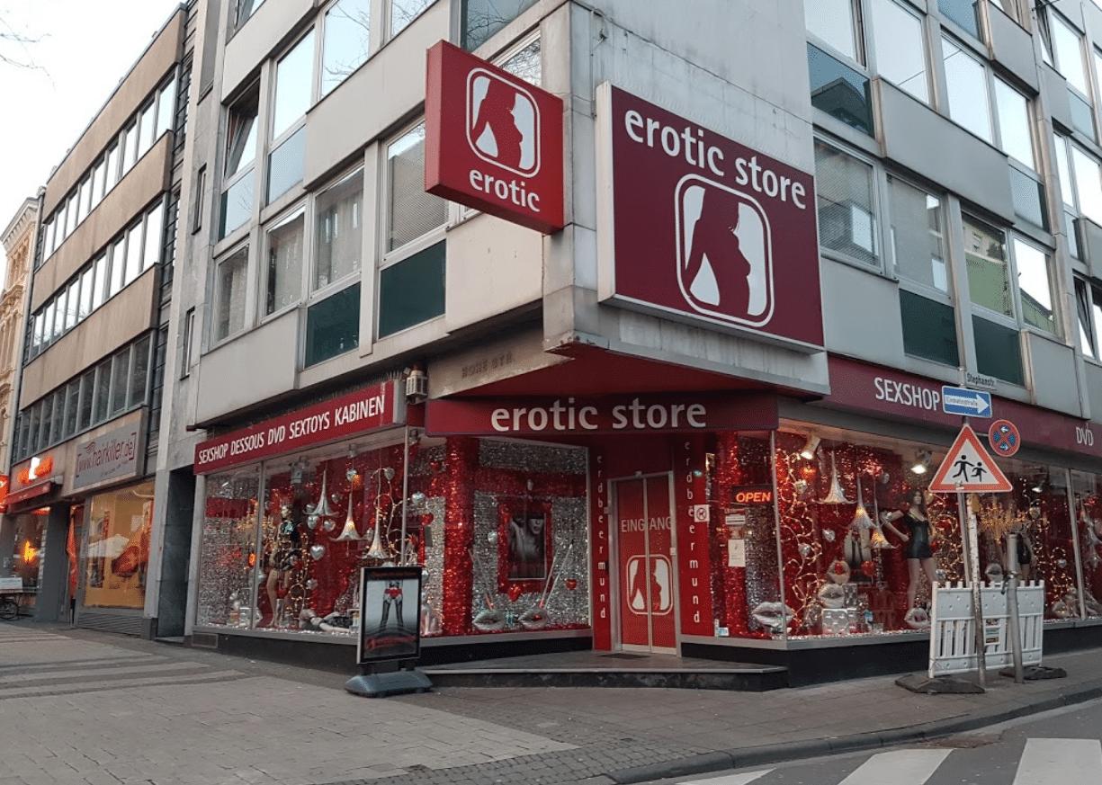 Erdbeermund Erotic Store Köln