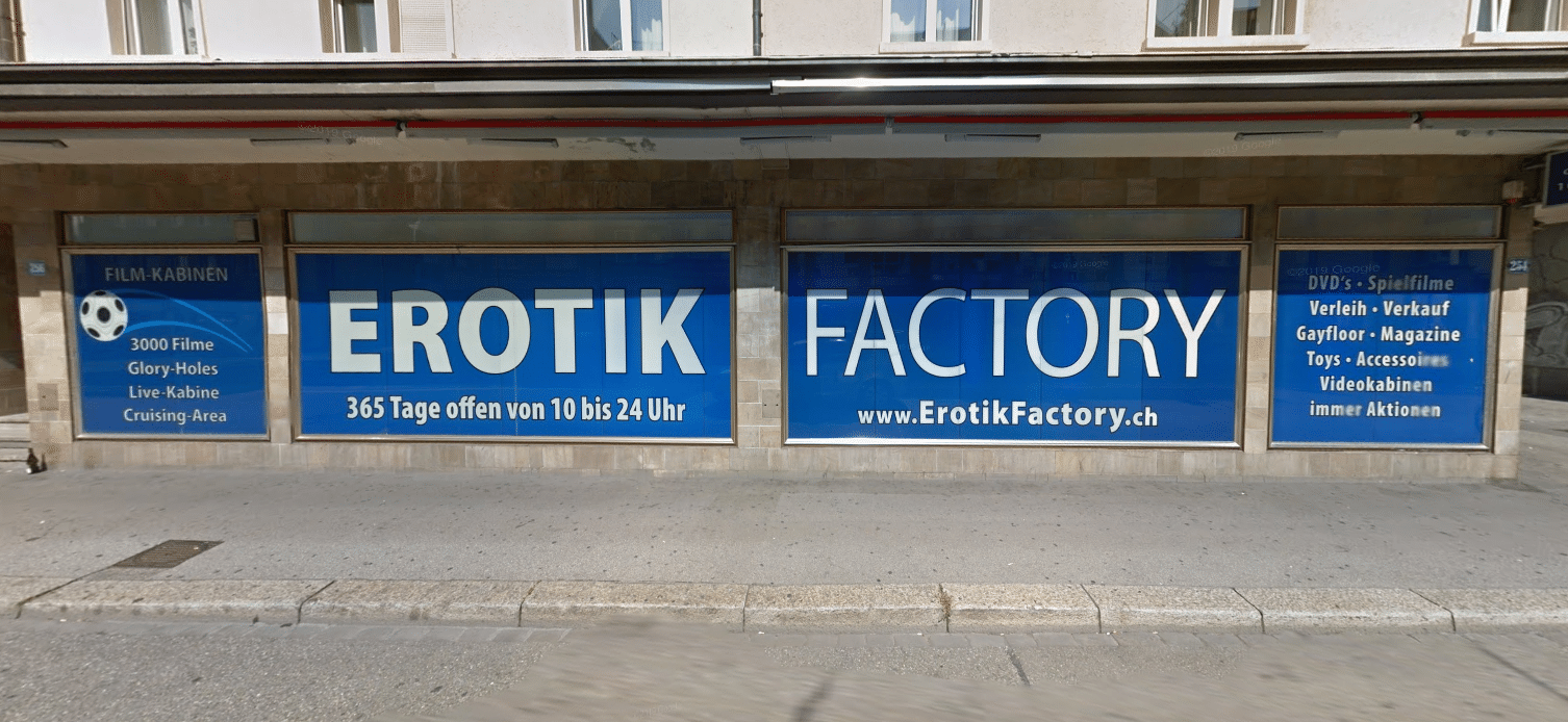 Erotik Factory Zürich