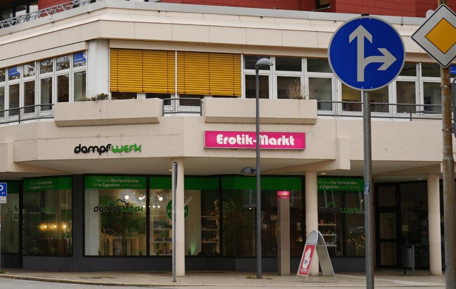 Erotik Markt & Sex Shop 🎥 Das vergnügen im Sex Kino für