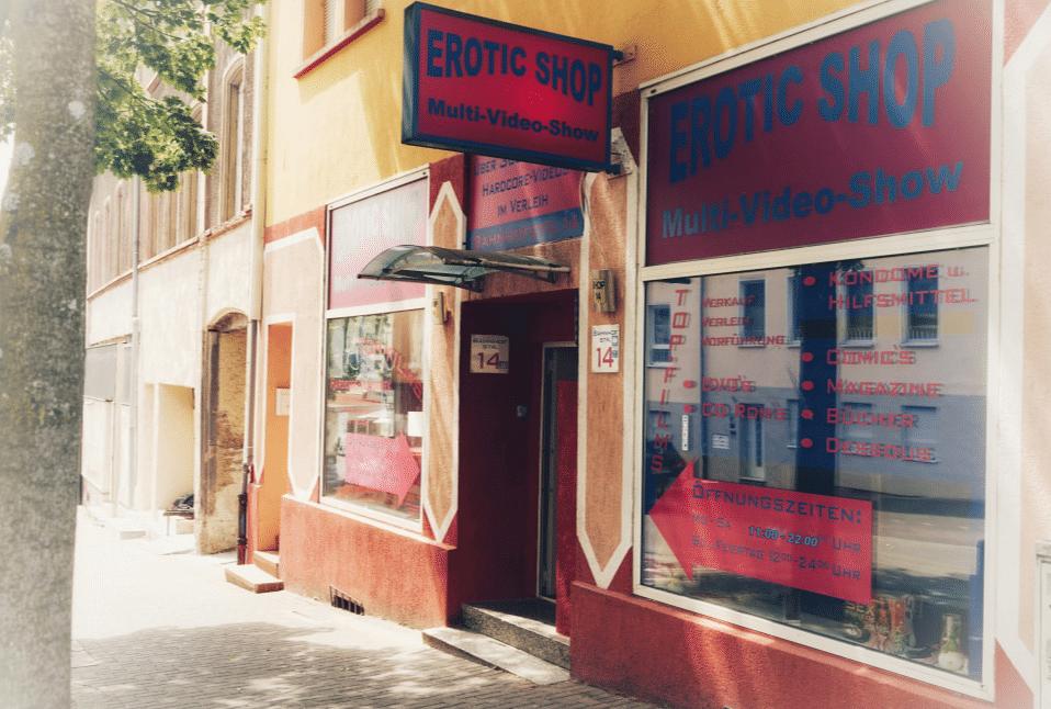 Erotik Shop X-Treff