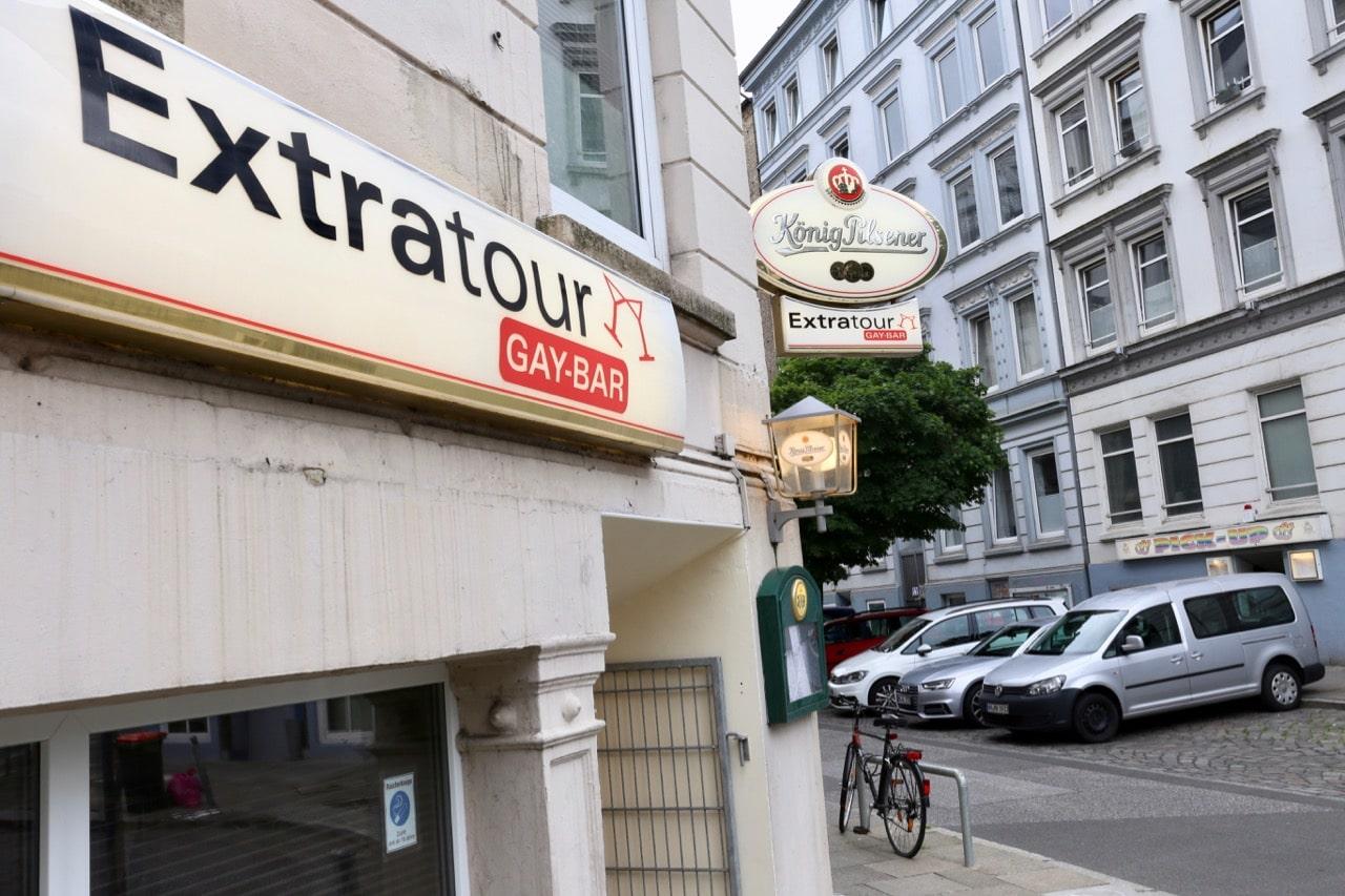 Gaybar Extratour in Hamburg St.Georg