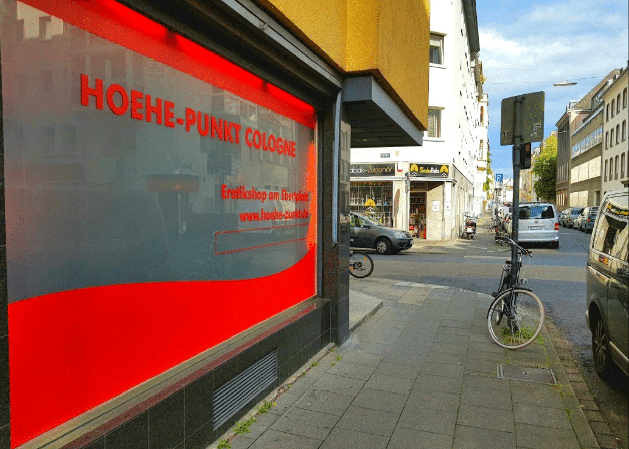 Hoehe-Punkt Cologne