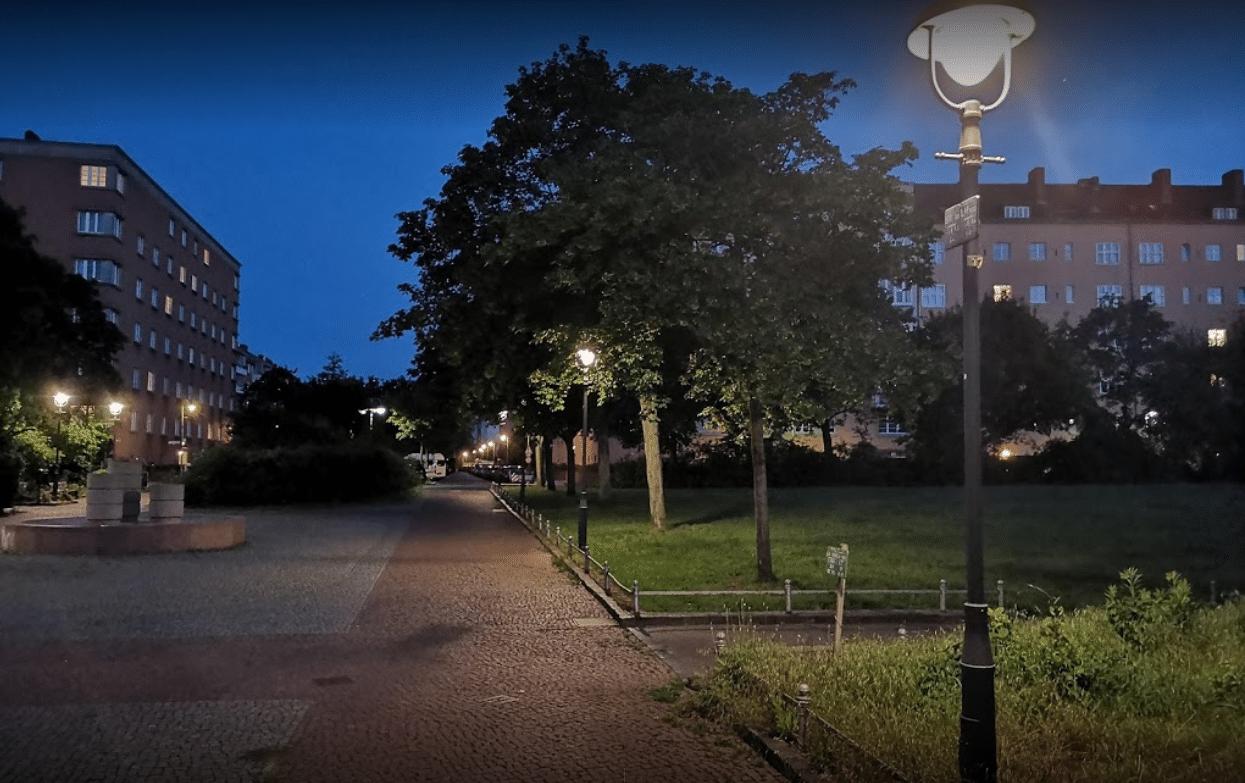 Park am Innsbrucker Platz