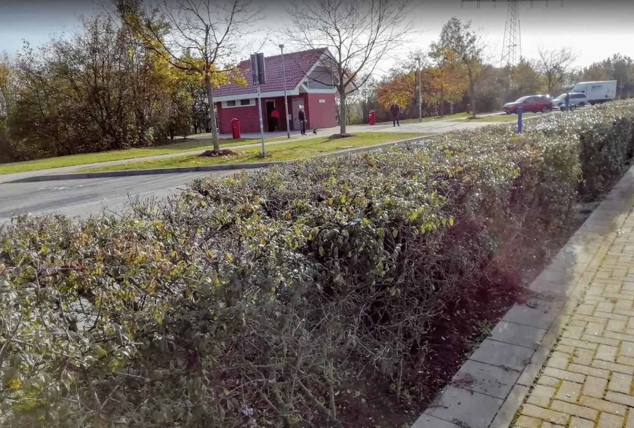 Rastplatz A10 Kalkberge