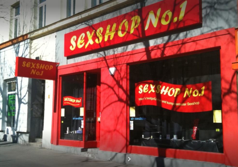 SEXSHOP No.1 Wien