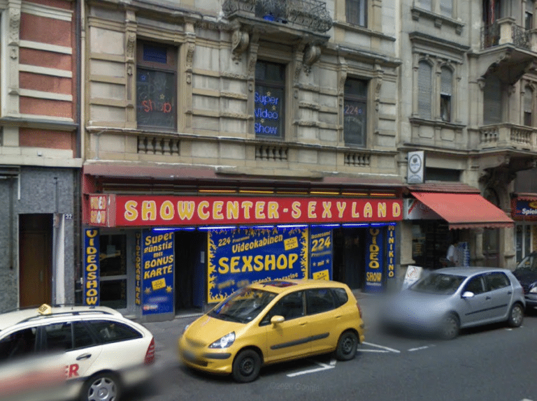 Showcenter Sexyland 📽️ Das Sex Kino für Männer in Frankfurt