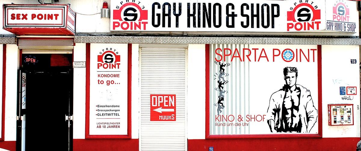 Gay Kino besuchen?