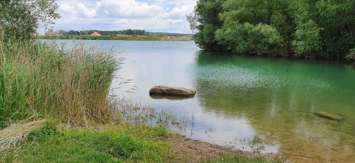 Baggersee Dettelbach 🌊 Die Gay Cruising Area am Main und