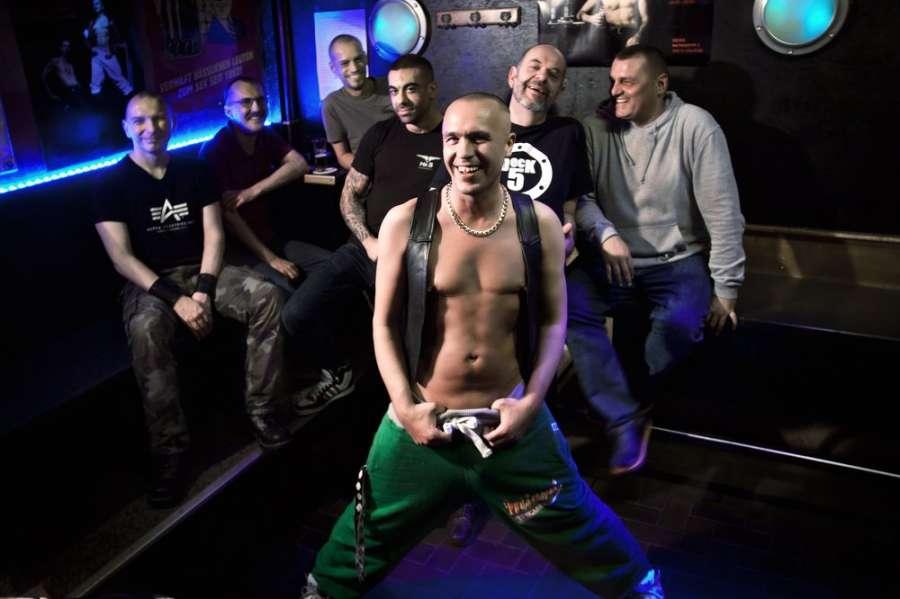 Das Deck5 Köln eine Gay Bar in Berlin