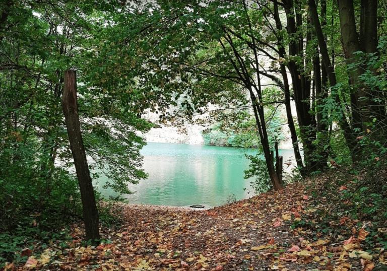 Dornheckensee 🌊 Der wunderschöne Badesee für Schwule zum