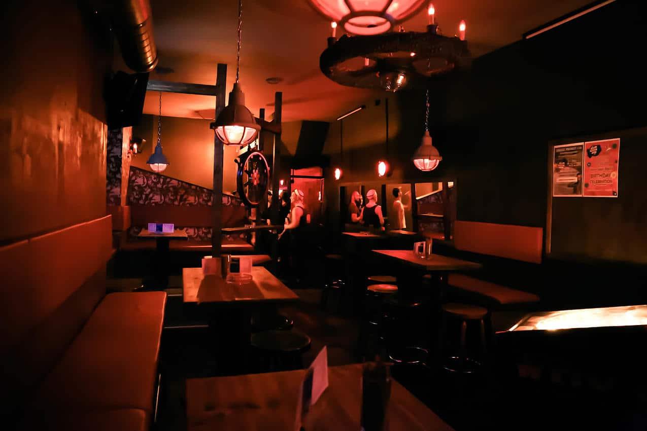 Große Freiheit 114 eine Gay Bar in Berlin mit Darkroom
