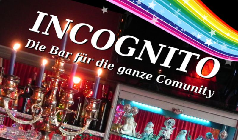 Incognito Showpalast ist eine Gay Bar in Berlin mit Travestieshows
