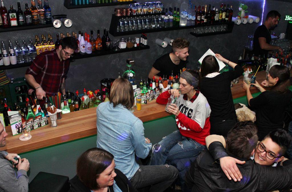 Joschis Bar eine Gay Bar in Berlin Mit Sky