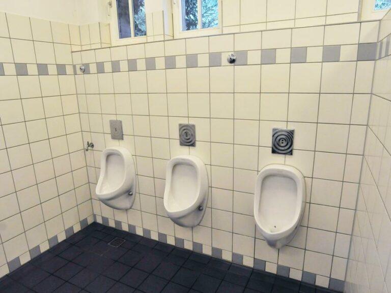 Klappe am Schlossplatz 🚽 Die prickelnde Toilette zum Gay