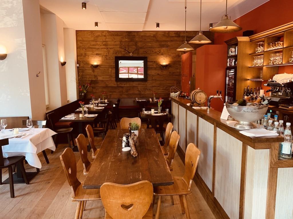 Lochner Weinwirtschaft Gay Bar Berlin und sehr leckeres Restaurante