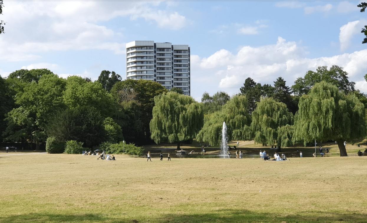 Mülheimer Stadtgarten