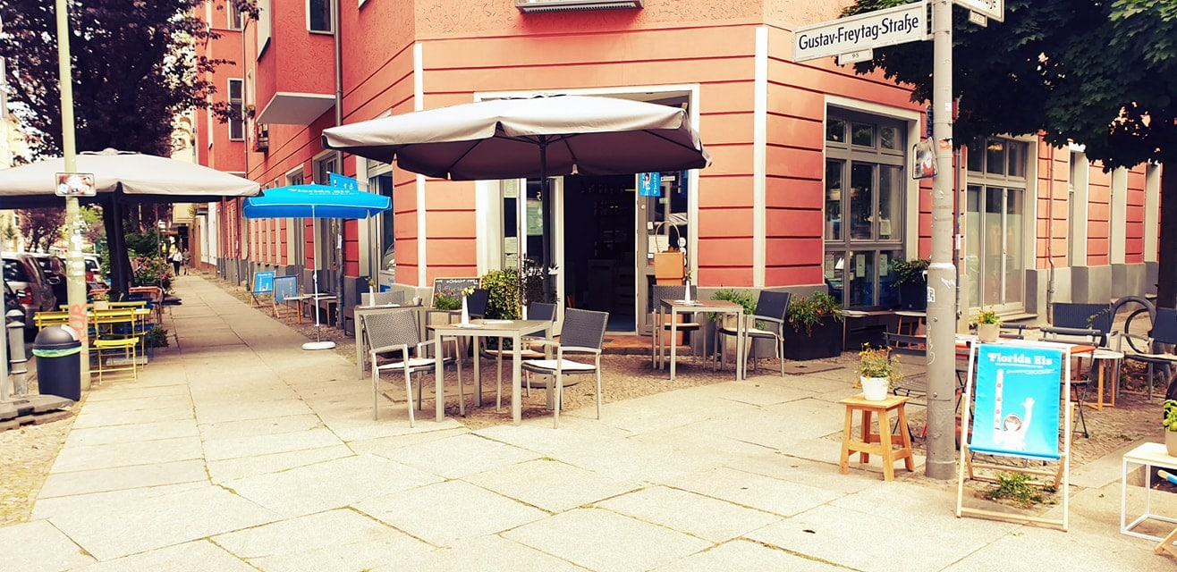 Das Osbili Art Café eine Gay Bar in Berlin