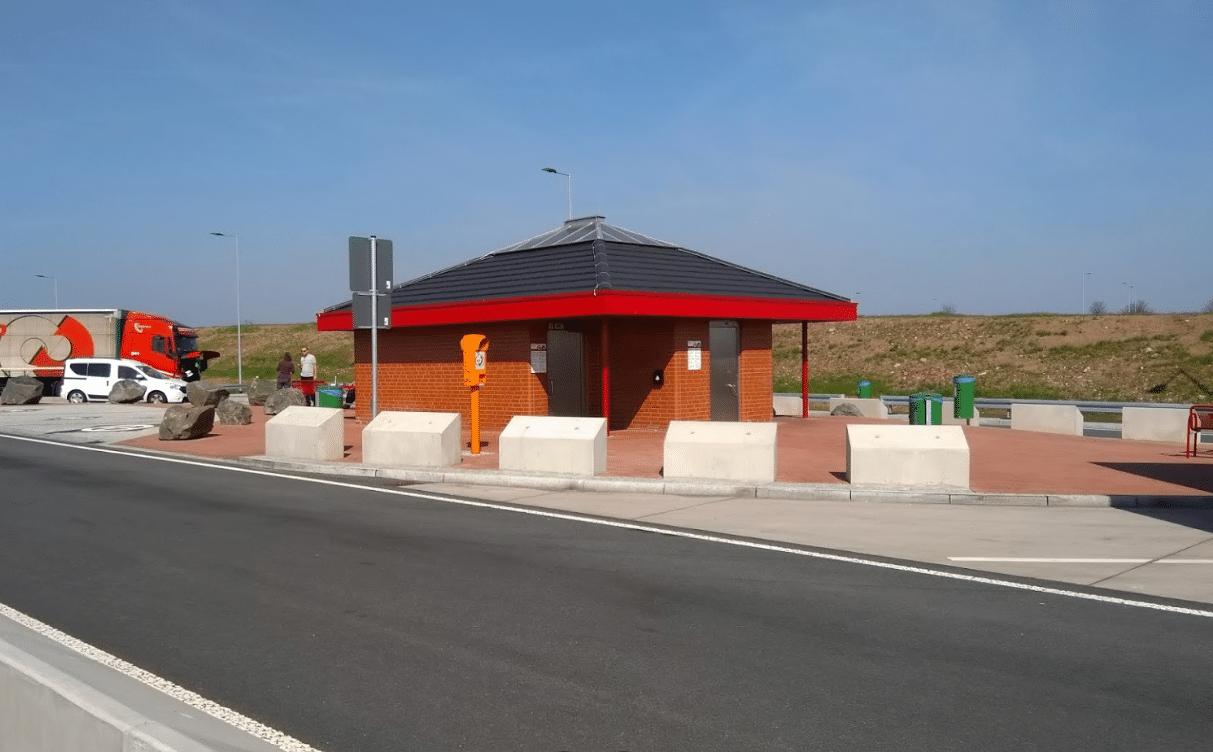 Parkplatz Kesselberg