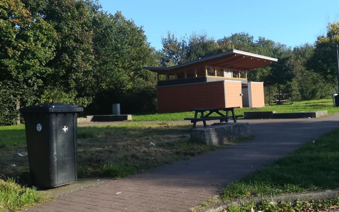 Parkplatz Lustheide