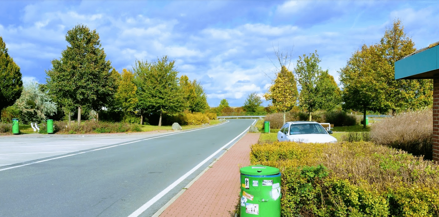 Parkplatz Thüringer Becken 🅿️ Die Gay Cruising Area in Erfurt