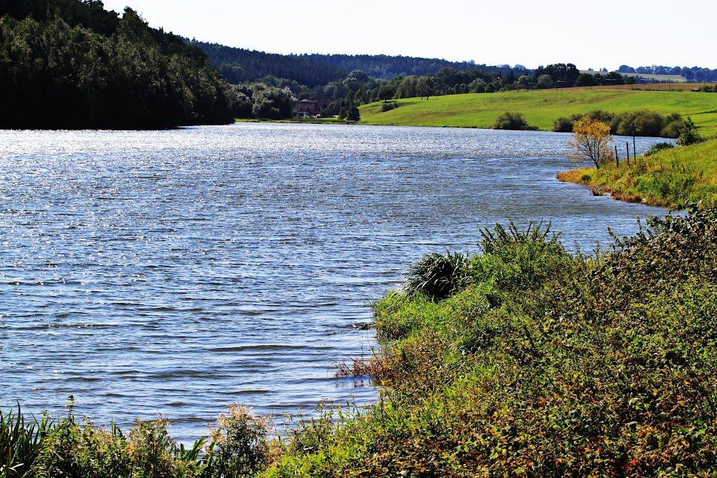 Speicher Schöna 🌊 Der absolute Gay Cruising See zum Vergnügen