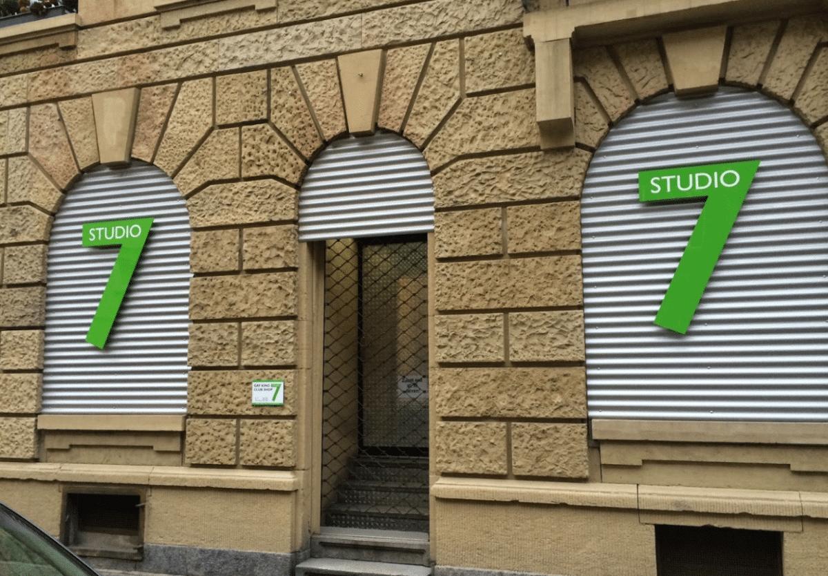 Studio 7 Mannheim 📽️ Das Gay Kino für heiße aufregende Stunden