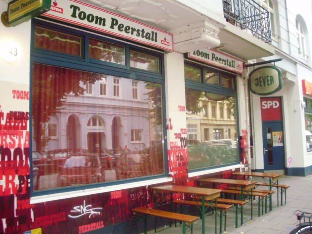 Der Toom Peerstall - Eine der ältesten Gay Bars Hamburgs