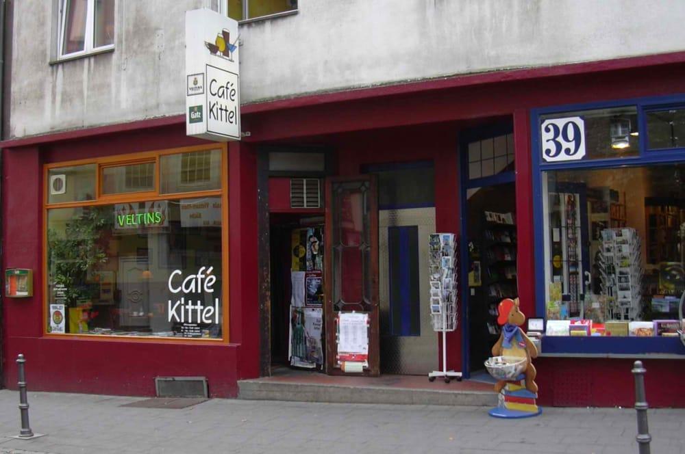 Das Café Kittel - Gay Bar Aachen - Im Vintage-Charme mit