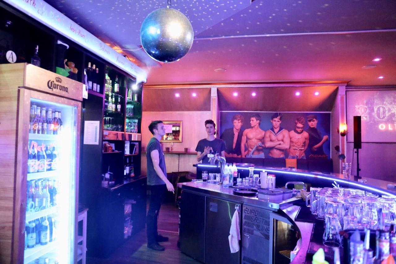 Die Cocks Gay Bar in Leipzig