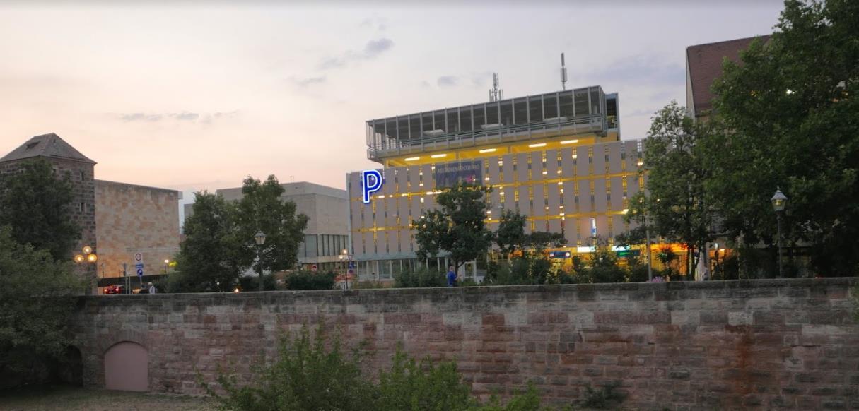 Parkhaus Sterntor