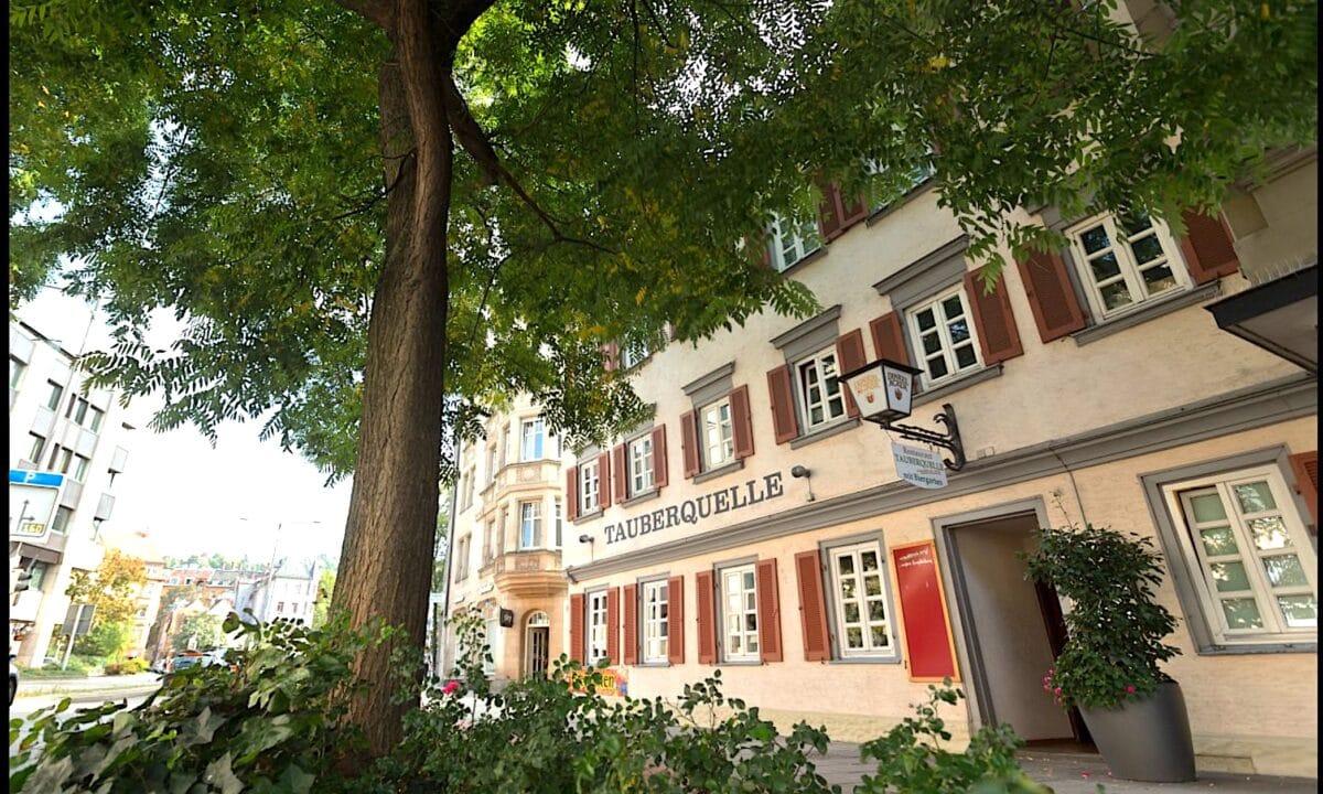 Die Tauberquellen - Gay Bar Stuttgart - Rustikales