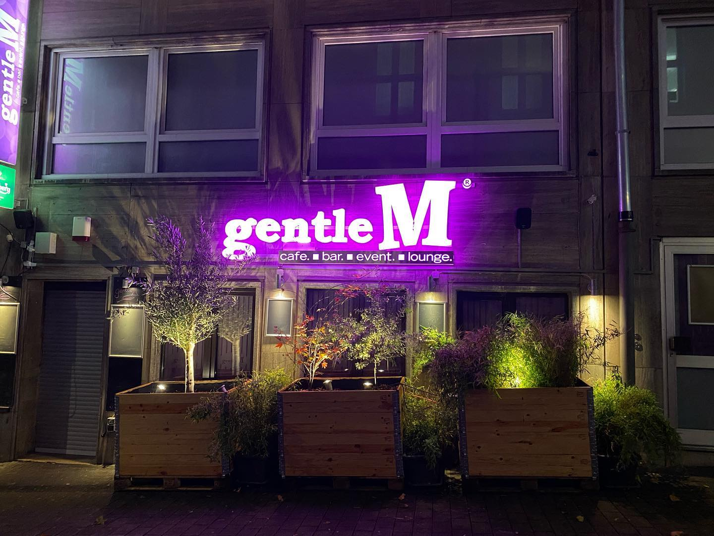 die gentleM Gay Bar in Essen
