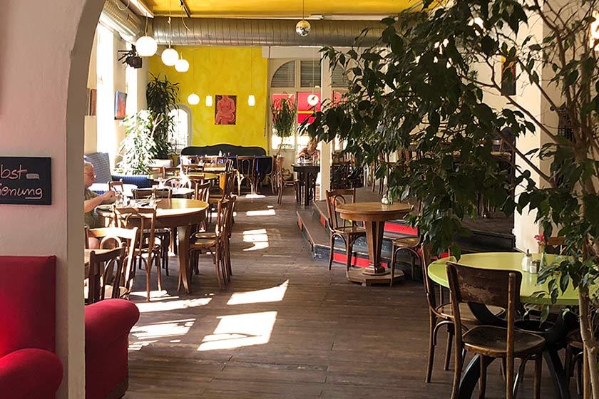 Das Balazzo Brozzi eine Gay Bar in Nürnberg