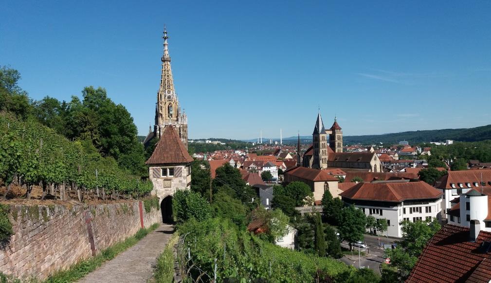 Klappe am Marktplatz Esslingen 🚽 Die Gay Cruising Area am