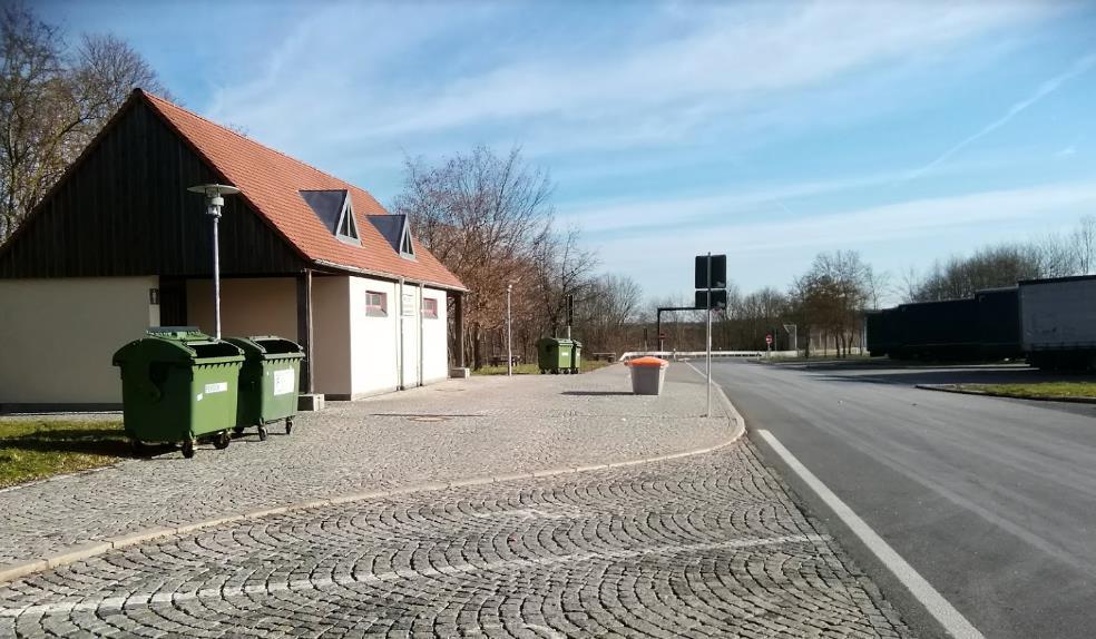 Parkplatz Steinsäcker Süd