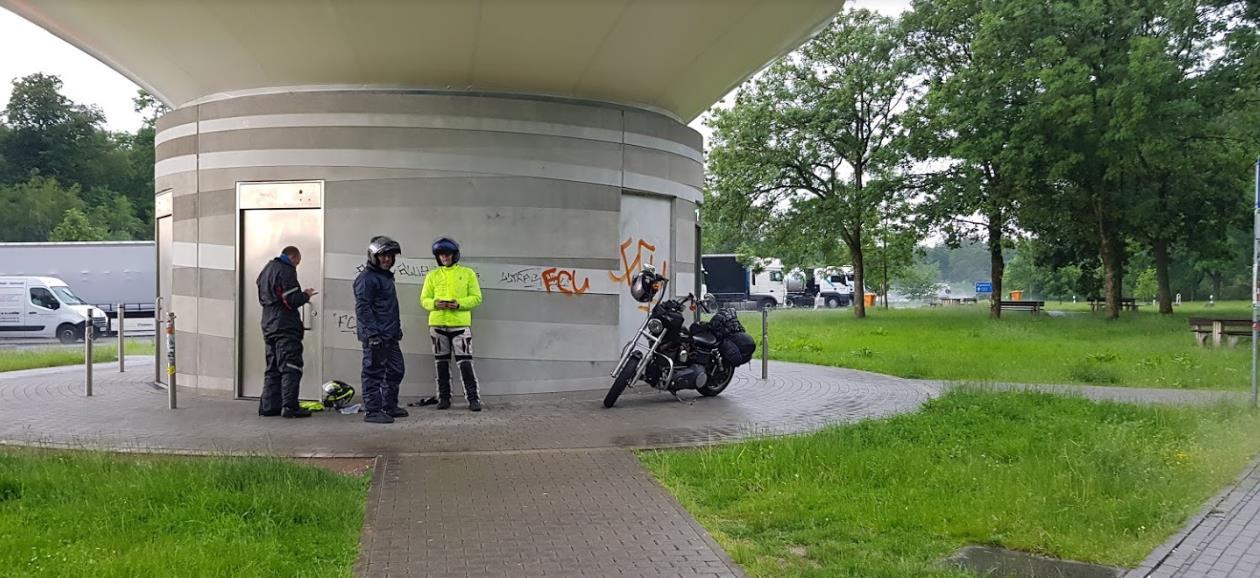 Rastplatz Finkenwald
