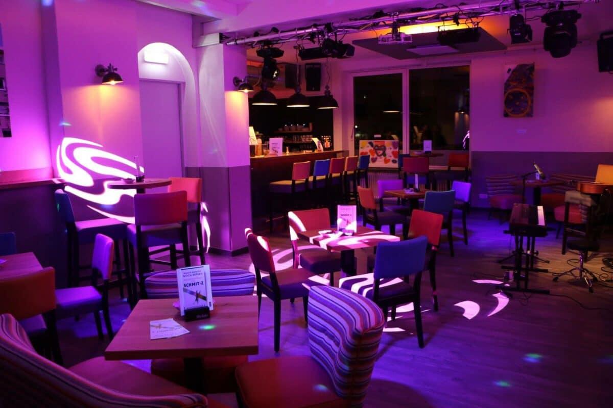 Das SchMIT-Z ist eine Gay Bar in Trier